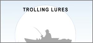 Jughead shaker salmon and trout trolling lures