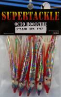 Supertackle, Octo Hootchie, 3