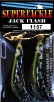 Jack Flash 1157 Hickups, Supertackle fishing lure.