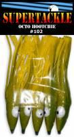 "4"" - 102 Dirty Diaper salmon hoochies"