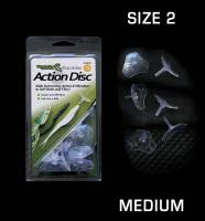 WiggleFin Action Disc size #2 Salmon