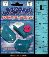 Jughead size large bait and hoochie rig