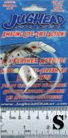 Jughead Shaker bait rig - Sz S Silver
