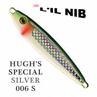 Hugh's Special Salmon Lure by Lil Nib packaged