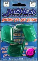 Jughead large glow green teaser head