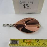 """#32 • 2¼"""" P1A Copper spoon blade"""