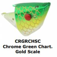 RHYS DAVIS Anchovy Special Teaser CHROME GREEN CHARTREUSE SCALE 1/pc